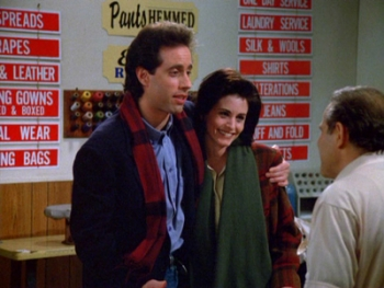 Seinfeld - 05x17 The Wife