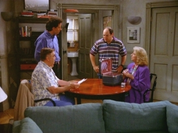 Seinfeld - 05x18 The Raincoats (1)