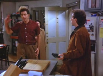 Seinfeld - 06x17 The Kiss Hello