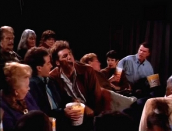 Seinfeld - 07x02 The Postponement