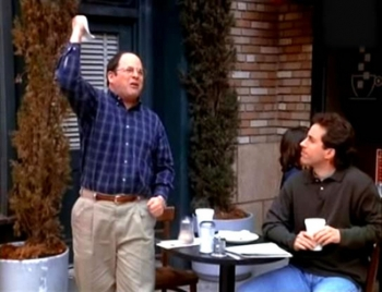Seinfeld - 08x22 The Summer of George