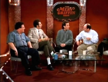 Seinfeld - 09x06 The Merv Griffin Show