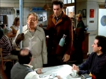 Seinfeld Jerry Buys A Car From Puddy