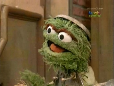 Sesame Street - 36x12 Telly Learns The Grouchketeer Cheer