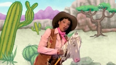 Sesame Street - 39x23 Maria the Cowgirl