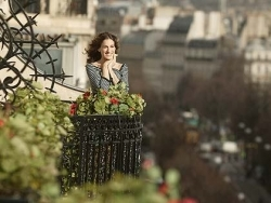 An american girl in paris sex and the city