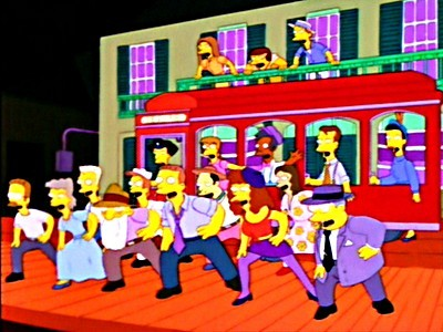 The Simpsons - 04x02 A Streetcar Named Marge