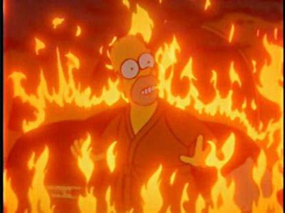 The Simpsons - 04x03 Homer the Heretic