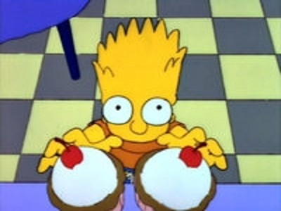 The Simpsons - 04x16 Duffless
