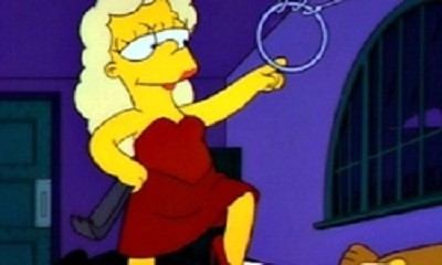 The Simpsons - 04x21 Marge in Chains