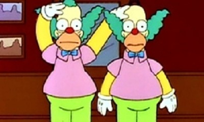 The Simpsons - 06x15 Homie the Clown