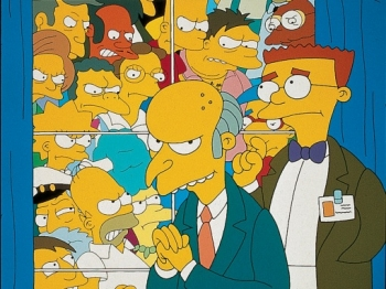 "Image result for the simpsons: ""Who Shot Mr. Burns?"""