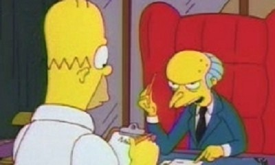 The Simpsons - 07x17 Homer the Smithers