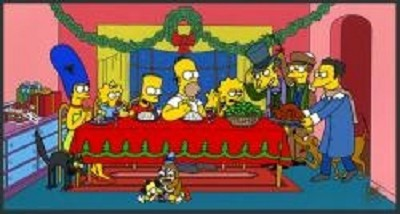 The Simpsons - 11x09 Grift of the Magi