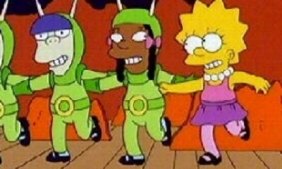 The Simpsons - 11x20 Last Tap Dance in Springfield
