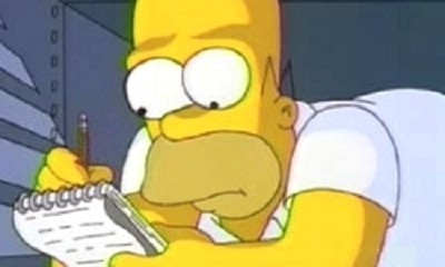 The Simpsons - 12x06 The Computer Wore Menace Shoes