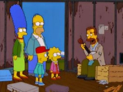 The Simpsons - 12x21 Simpsons Tall Tales