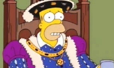 The Simpsons - 15x11 Margical History Tour
