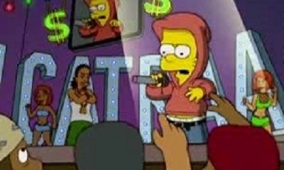 The Simpsons - 16x09 Pranksta Rap