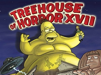 The Simpsons - 18x04 Treehouse of Horror XVII