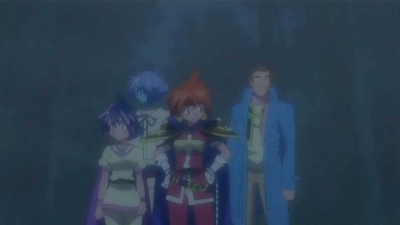 Slayers  - 04x03 CHASE The never ending chase