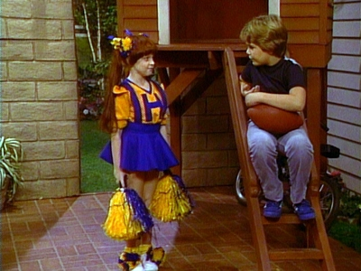 Small Wonder - 01x21 The Reluctant Halfback