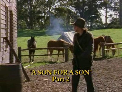 Snowy River: The McGregor Saga (AU) - 04x13 A Son for a Son (2) Screenshot