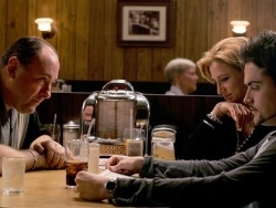 The Sopranos - 06x21 Made in America Screenshot