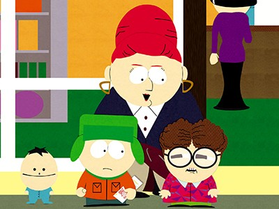 South Park - 05x11 The Entity (a.k.a. The Ginger Device)