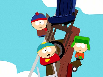 South Park - 06x12 A Ladder to Heaven