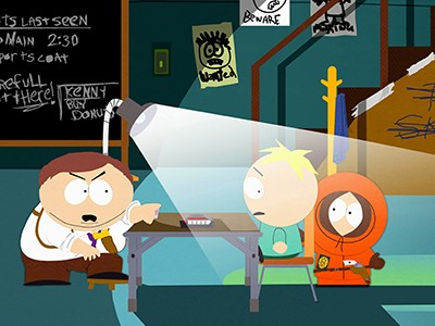 South Park - 07x06 Lil' Crime Stoppers