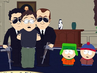 South Park - 10x09 Mystery of the Urinal Deuce