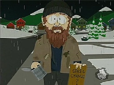 South Park - 11x07 Night of the Living Homeless