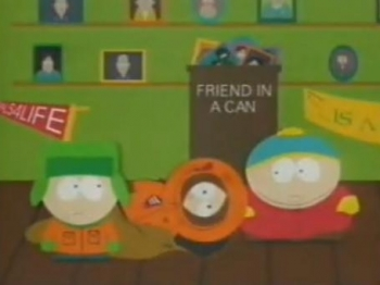 South Park - 03x00 Dead Friend Sketch
