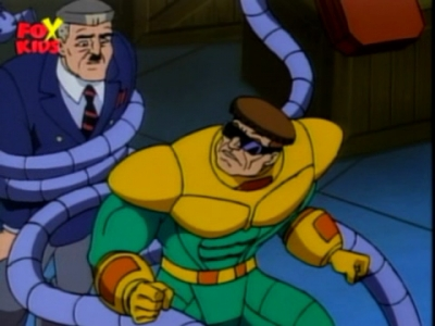 Spider-Man (1994) - 01x04 Doctor Octopus: Armed and Dangerous