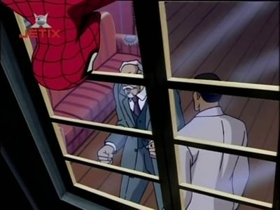 Spider-Man (1994) - 05x02 Six Forgotten Warriors (1)