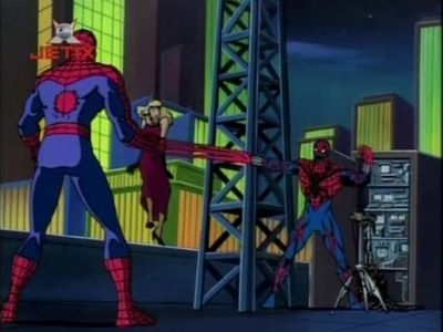 Spider-Man (1994) - 05x13 Spider Wars (2): Farewell, Spider-Man