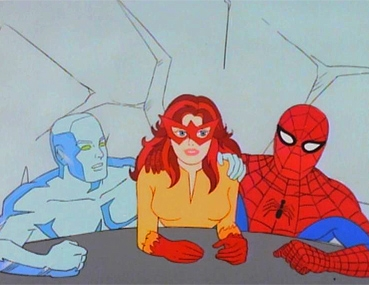 Spider-Man and His Amazing Friends - 03x08 Mission: Save the Guardstar Screenshot