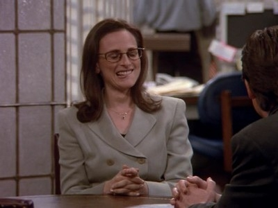 Spin City - 01x20 Deaf Becomes Her