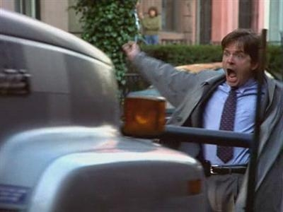 Spin City - 02x20 The Pope of Gracie Mansion