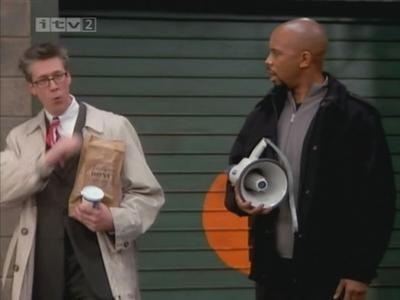 Spin City - 04x22 Airplane!
