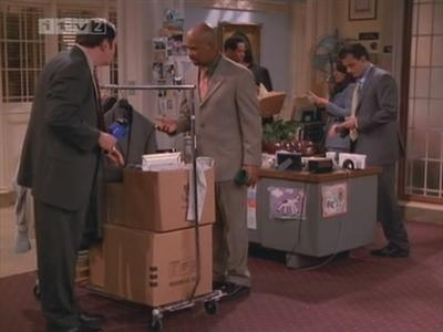 Spin City - 05x11 The Perfect Dorm