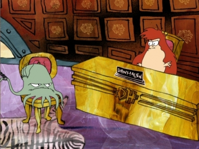 Squidbillies - 01x02 Take This Job and Love It