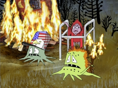 Squidbillies - 01x04 Chalky Trouble