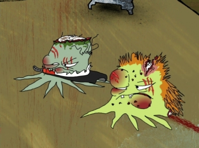 Squidbillies - 02x12 Survival of the Dumbest