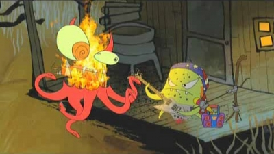 Squidbillies - 03x05 Mephistopheles Traveled Below to a Southern State Whose Motto Is Whose