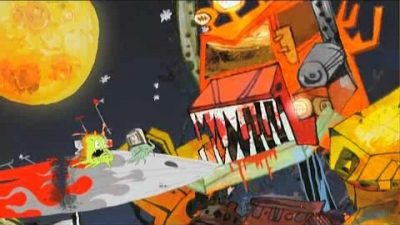 Squidbillies - 03x09 Condition: Demolition!