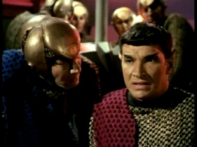 Star Trek: The Original Series - 01x14 Balance of Terror