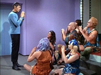 Star Trek: The Original Series - 03x20 The Way to Eden