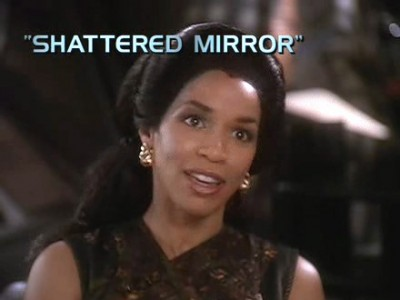 Image result for worf shattered mirror
